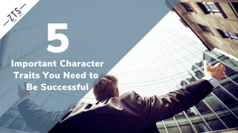 Character Traits to Be Successful