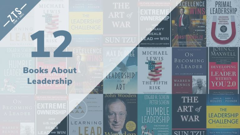 Books About Leadership