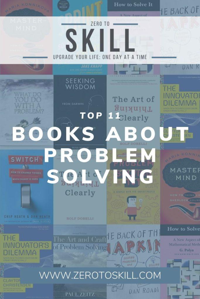 11 Problem Solving Books
