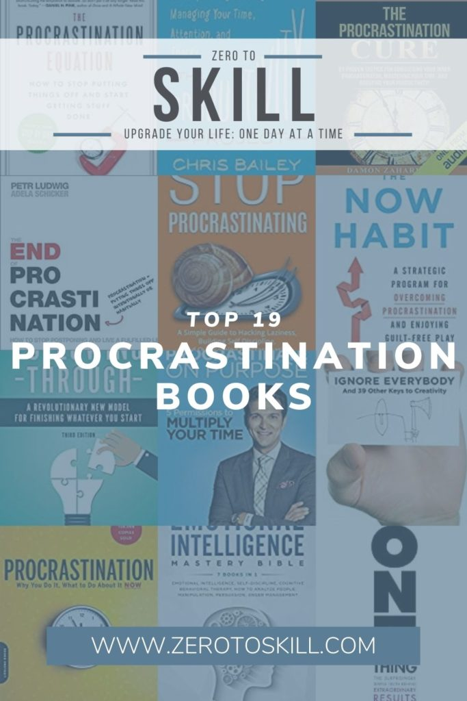 Books About Procrastination
