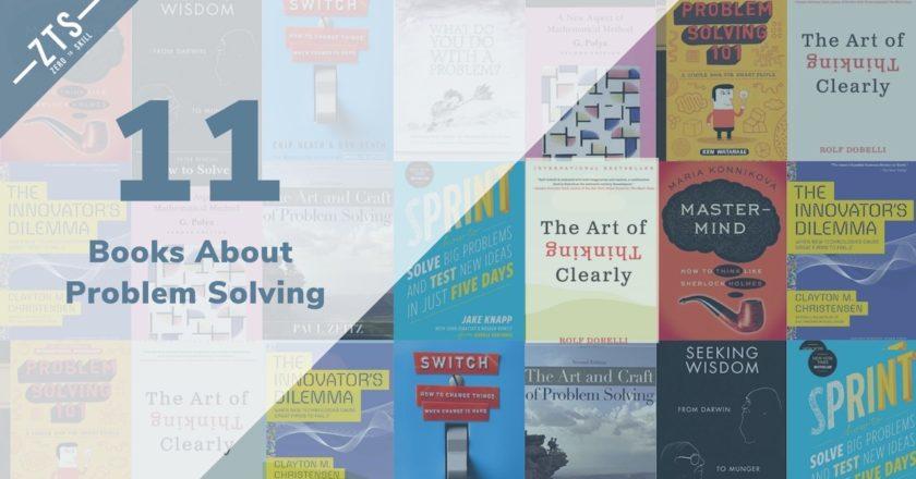 The 11 Best Problem Solving Books