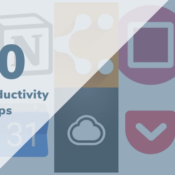 Top 10 Free Productivity Apps