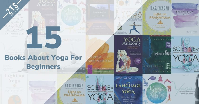 Top 15 Best Yoga Books For Beginners