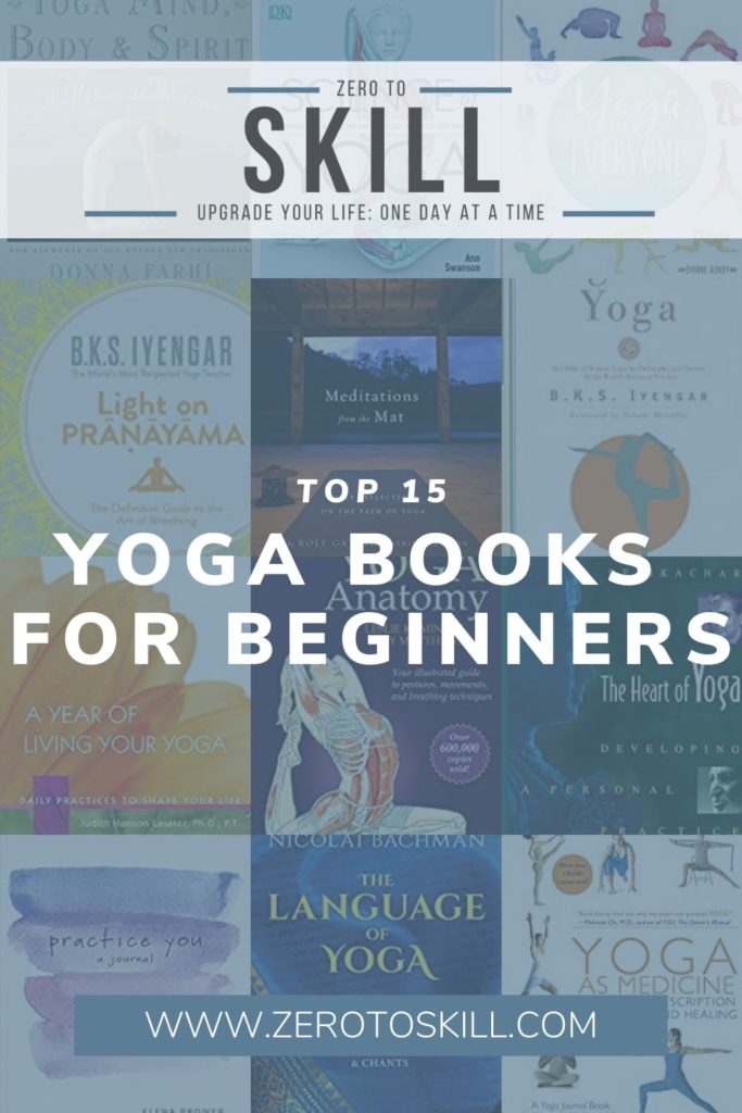 Top 15 Yoga Books For Beginners