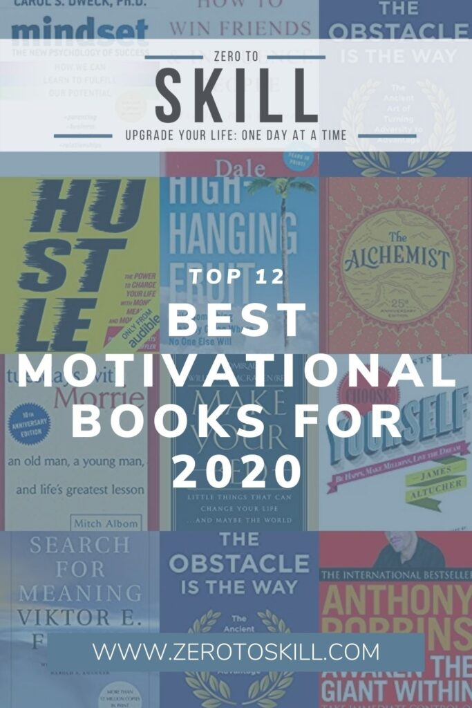 The 12 Best Motivational Books for 2020