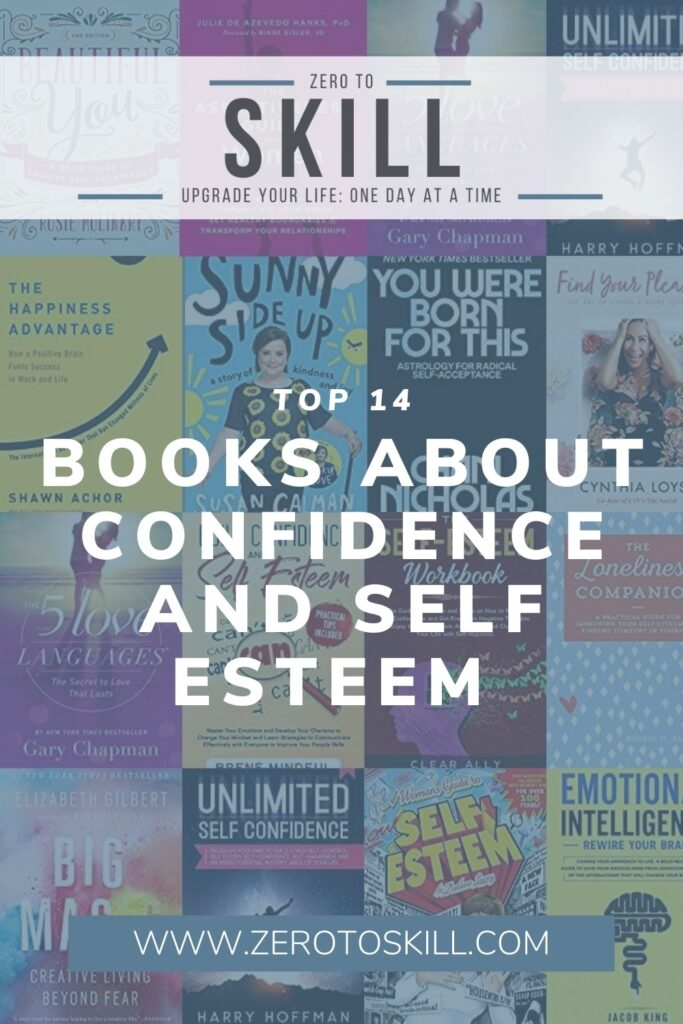 The 14 Best Books for Confidence and Self Esteem for 2020
