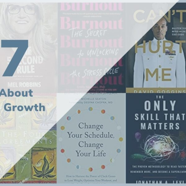 The 17 Best Personal Growth Books