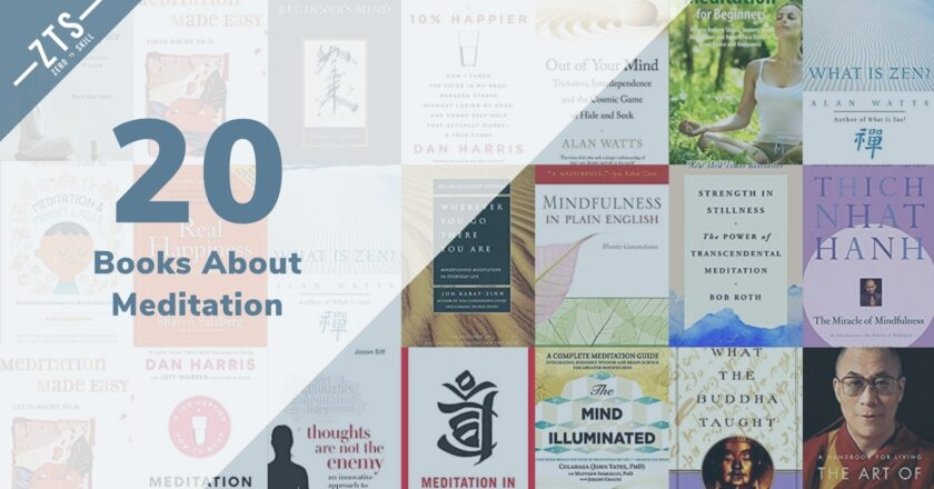 The 20 Best Meditation Books for 2020
