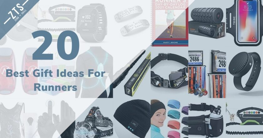The Top 20 Best Gifts For Runners