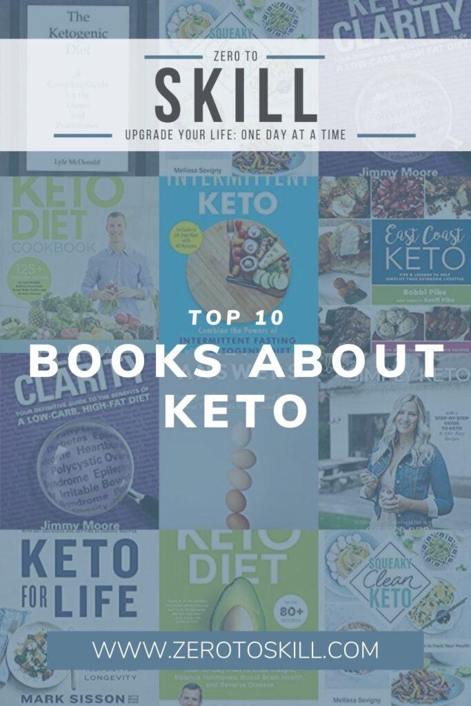 The 10 Best Keto Books