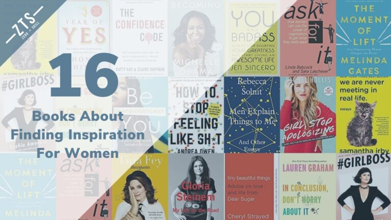 The Top 16 Most Inspirational Books for Women