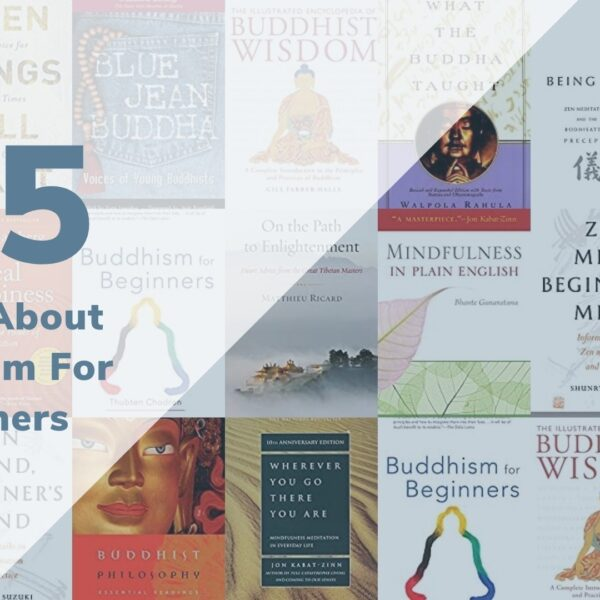 The Top 15 Best Books on Buddhism for Beginners