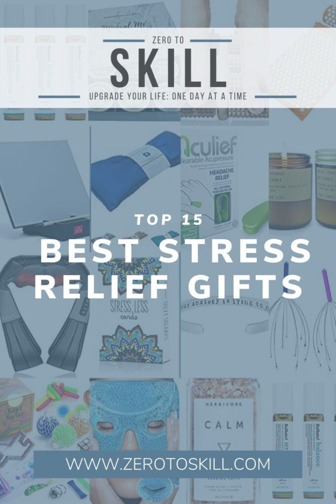 15 Stress Relief Gifts For Those Who Can Use A Little Zen In Their Life