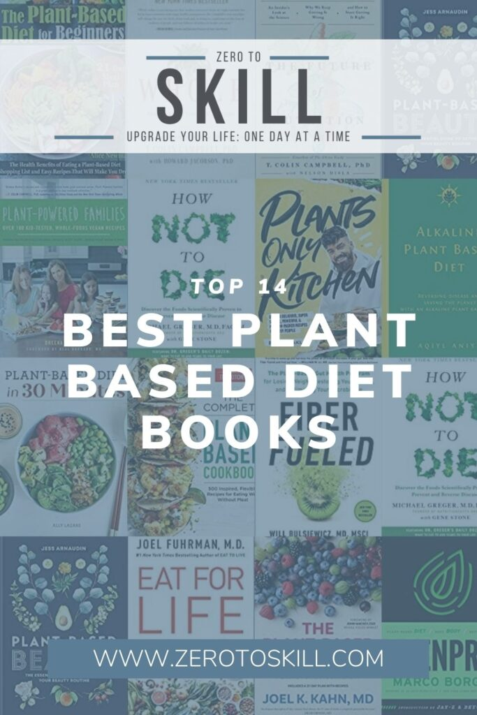Top 14 Best Plant Based Diet Books