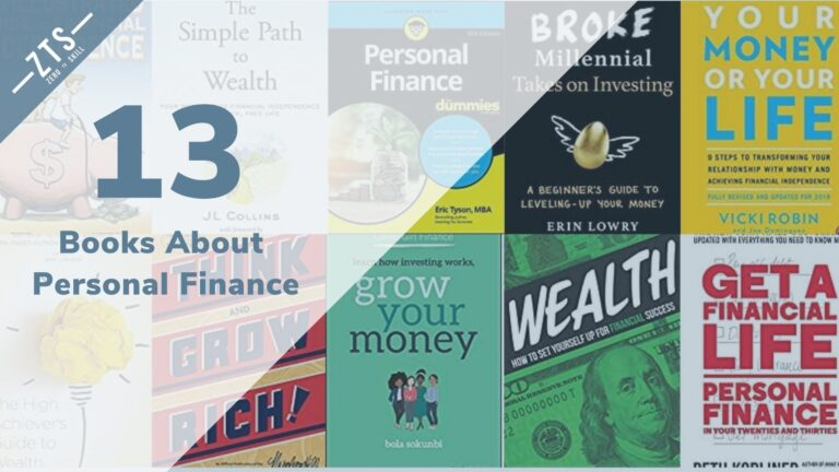The 13 Best Personal Finance Books You Should Read Now