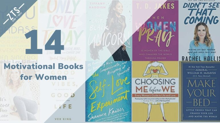 The Top 14 Motivational Books for Women