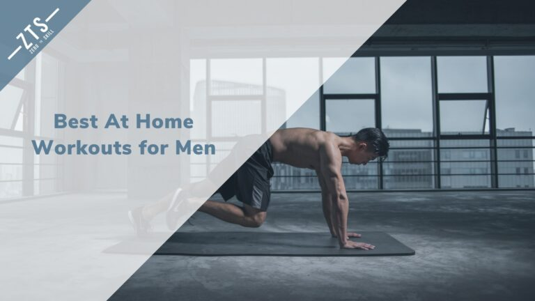 Best At Home Workouts for Men
