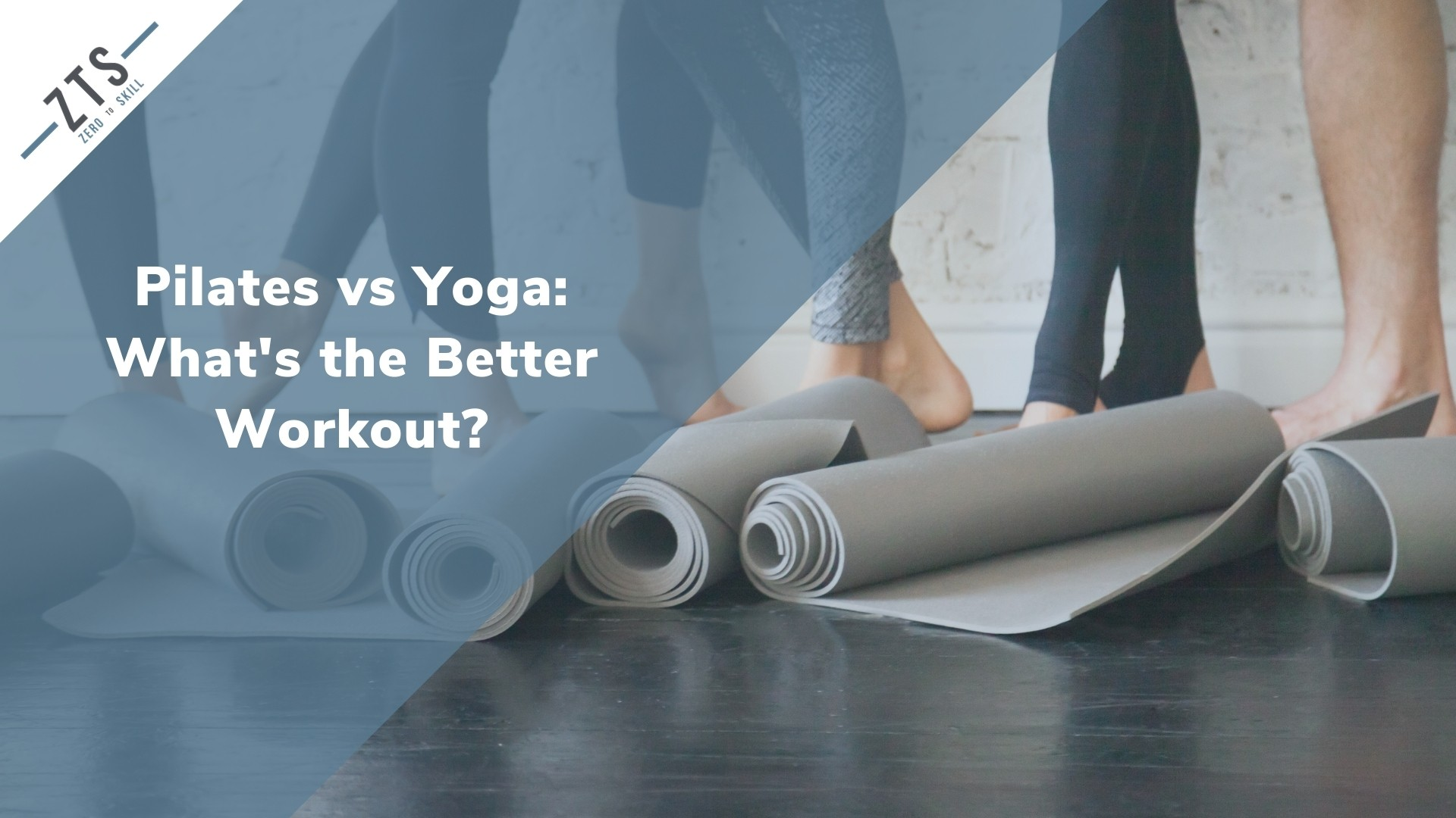 Pilates vs Yoga: What's the Better Workout?