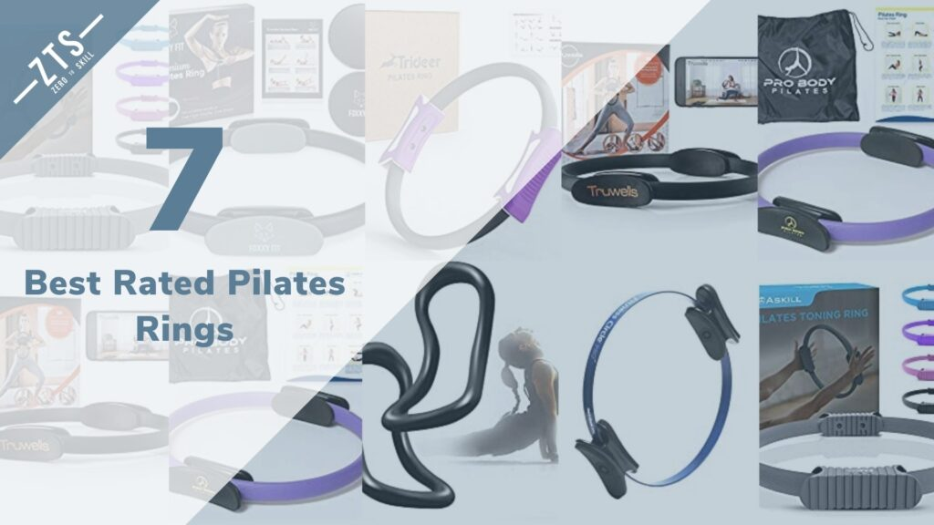 7 Best Rated Pilates Ring
